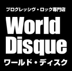 logo WORLD DISQUE